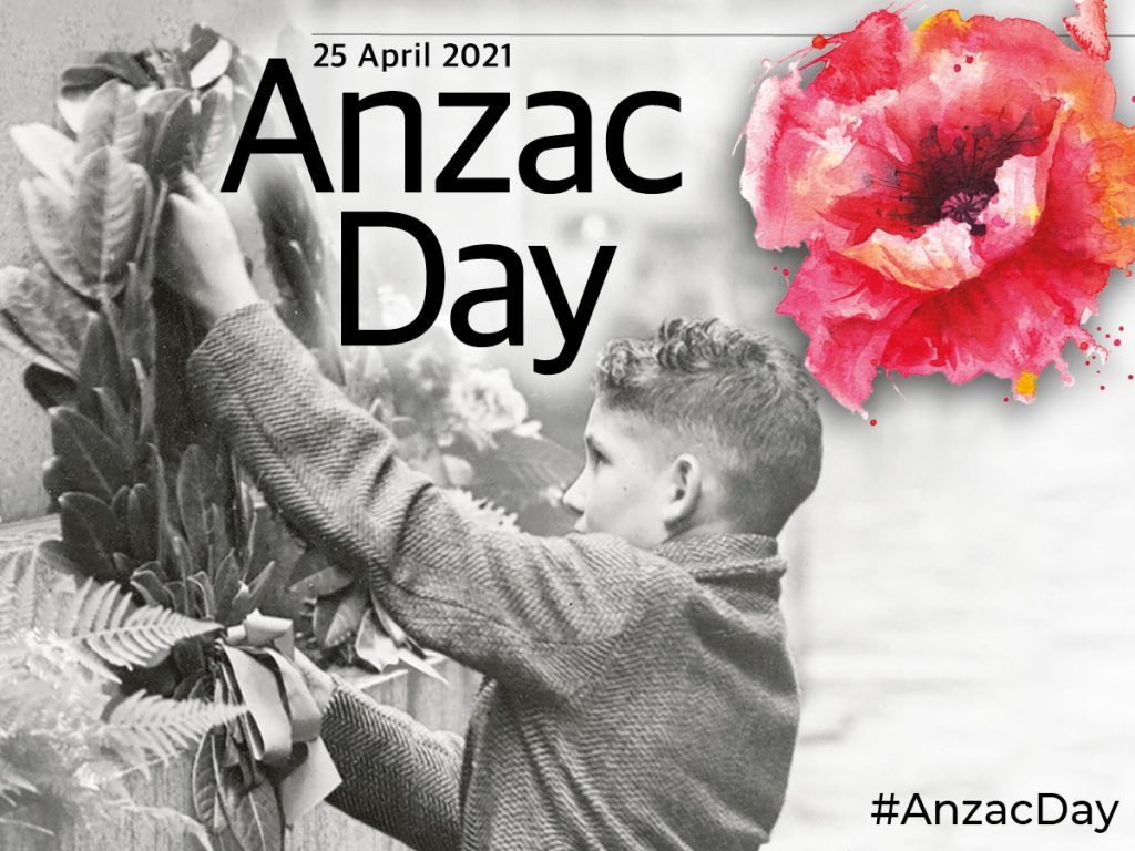 We are closed Monday for the Anzac day public holiday. #WeWillRememberThem #AnzacDay #AnzacDay2021